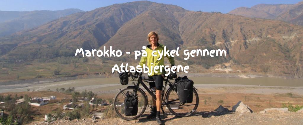 Cykelrejse til Marokko